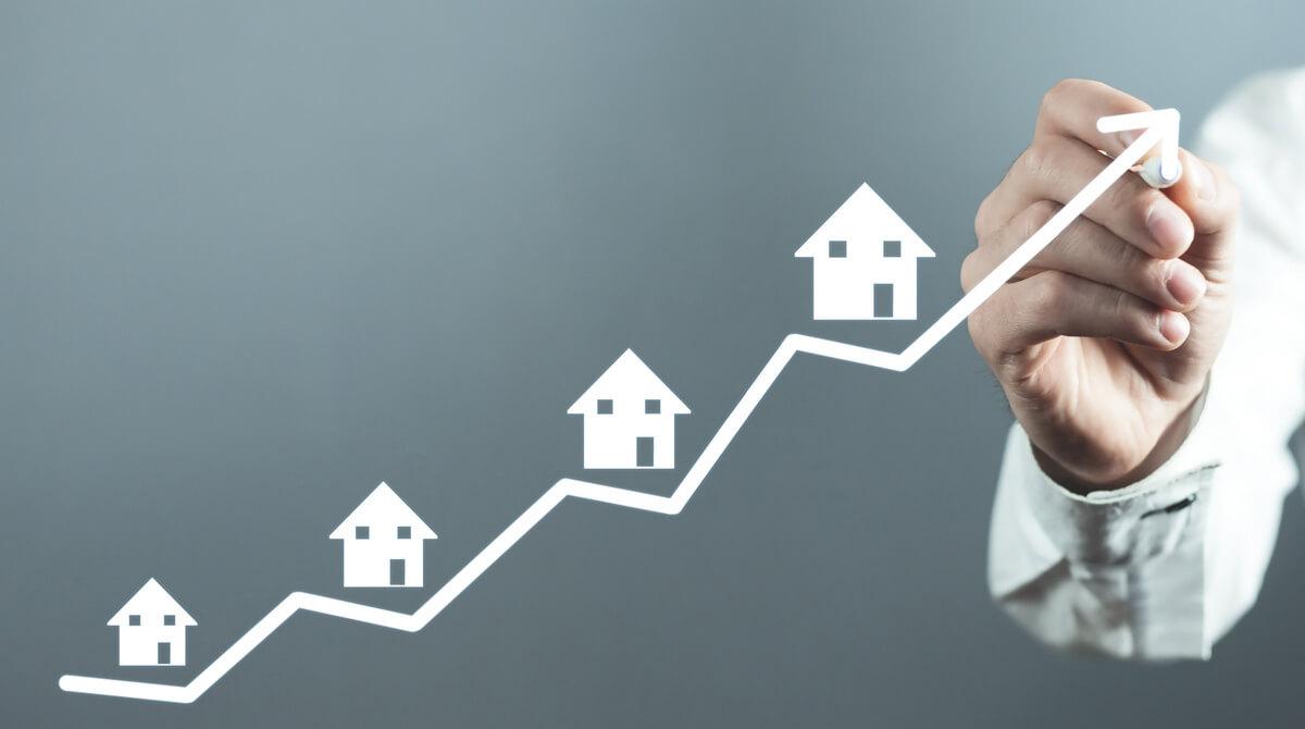 Ceny bytů jsou na rekordní hranici