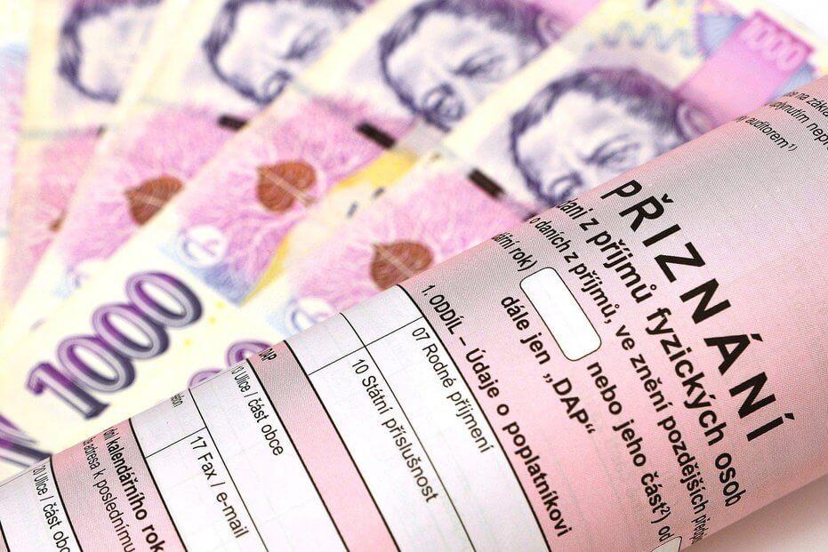 Čas daní: daňové přiznání